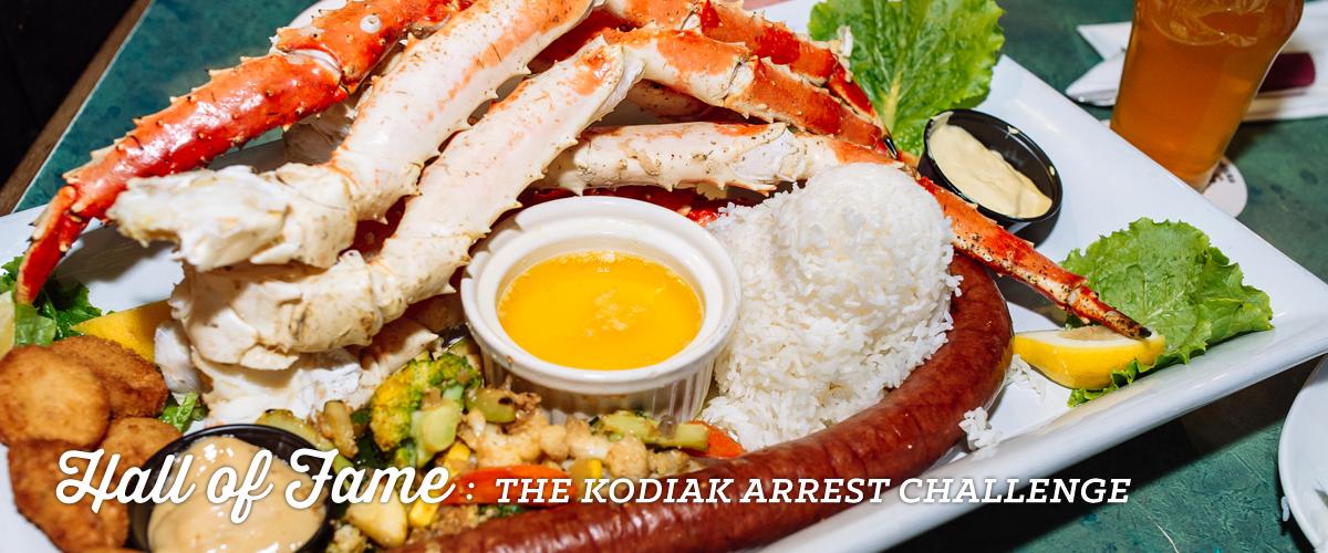 Humpy's Kodiak Arrest Hall of Fame