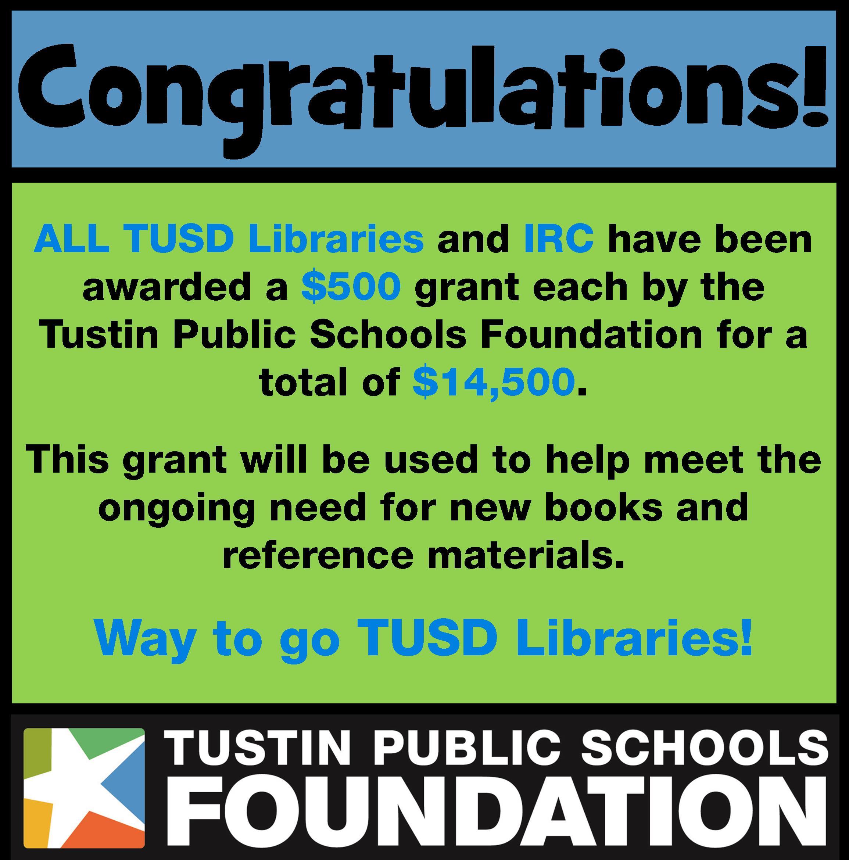 TUSD Libraries Grant Ad.jpg