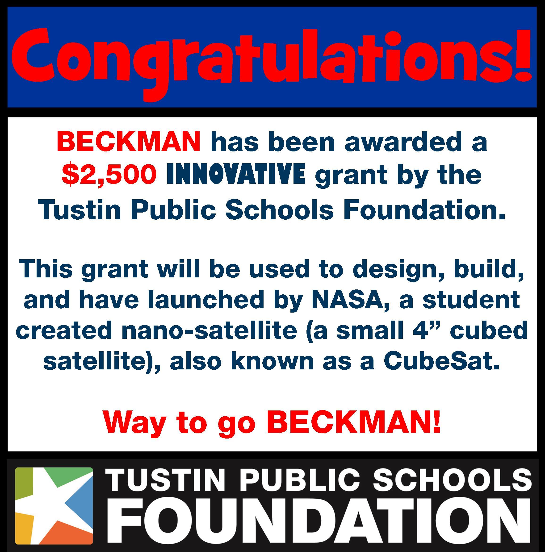 Beckman Innovative 2016.jpg