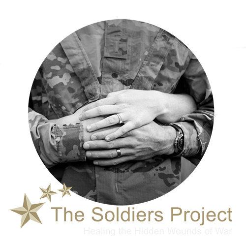 The Soldiers Project - TSP provides free, confidential and unlimited mental health services to any active duty service member or veteran who has served since 9-11-2001.They provide services to families and loved ones too – wives, husbands, partners, parents and children.They don't turn anyone away based on discharge status, branch of service, or whether they saw combat.If you served, you get seen.Clients call or email us for help, and we respond within 48 hours.All client information remains COMPLETELY CONFIDENTIAL, and clients are never billed for services.