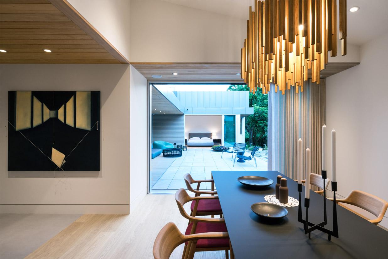 Custom Orée 48 x 22 Light, white oak hardwood