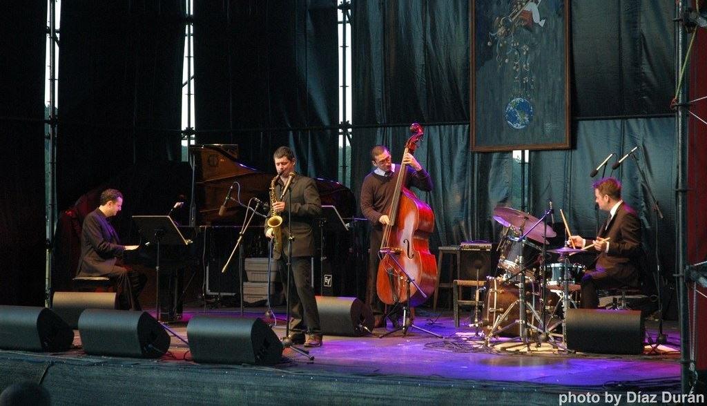 Punta del Este Dmitry Baevsky Quartet 2010.jpg