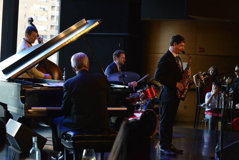 Dizzy's coca cola club - dmitry baevsky quartet.jpg