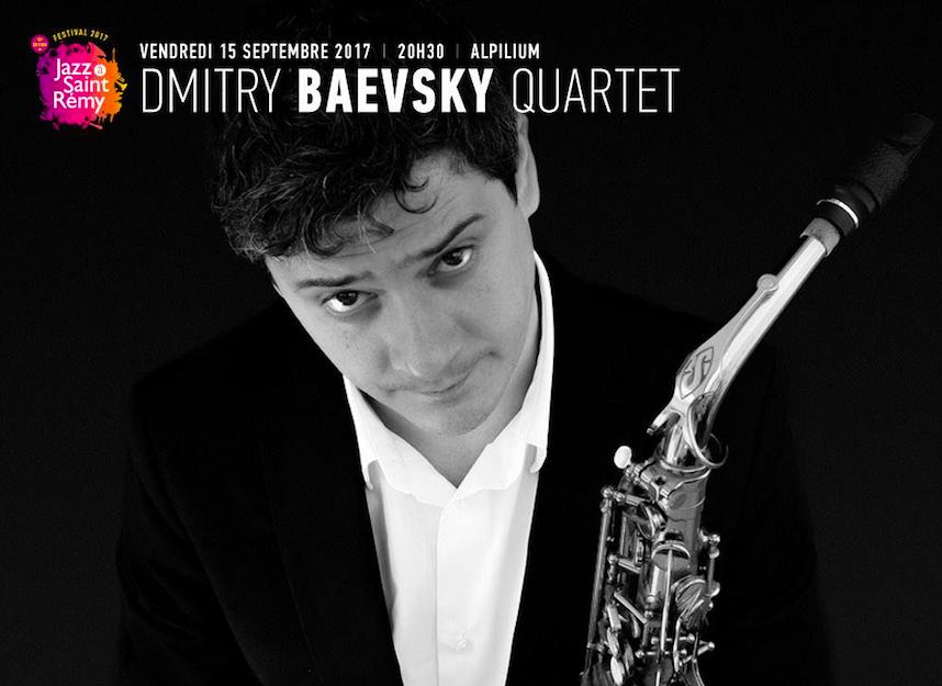 DMITRY BAEVSKY QUARTET @ ST REMY JAZZ FESTIVAL