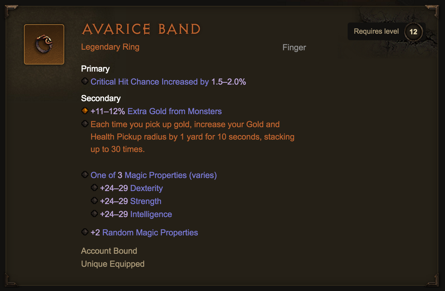 """""""Avarice"""" is a fancy word for """"greed."""""""
