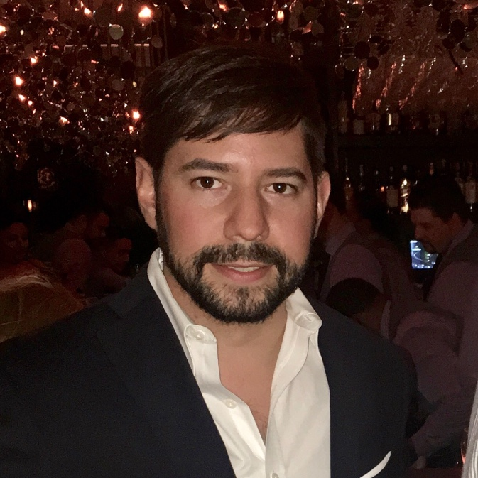 Rafael Alvarez  Chapter President, 2019   RAFAEL'S BIO