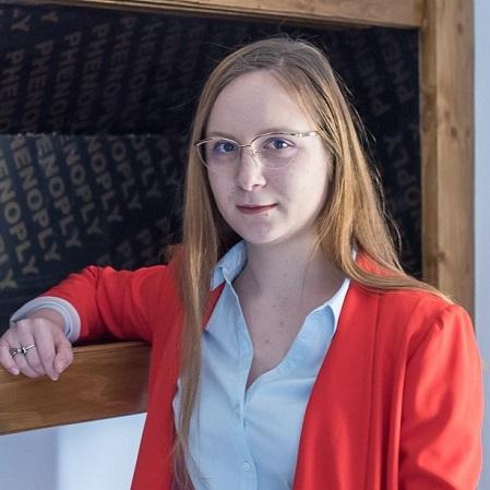Ioana Frincu   Membership Chair, 2019    IOANA'S BIO