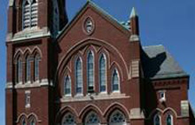 St. Augustine Church   43 Essex Street Andover, MA 01810 Pastor: Peter G. Gori, O.S.A.