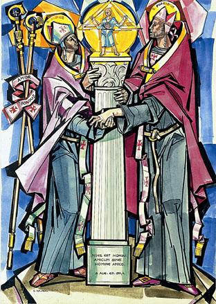 Alypius and Possidius