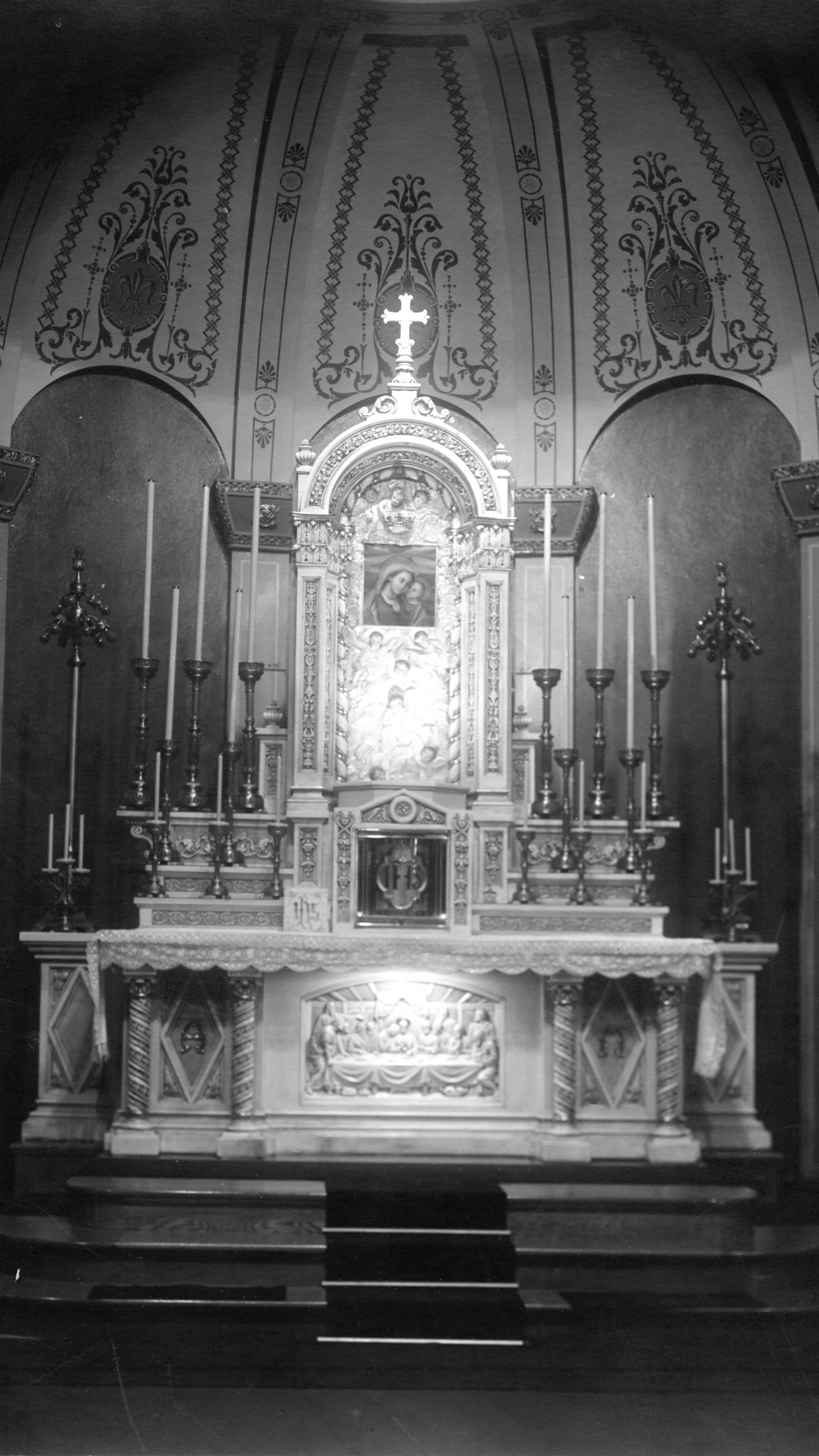 Altar at Our Lady of Good Counsel in South Philadelphia