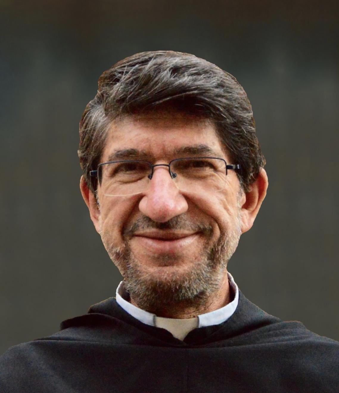 Fr. Alejandro Moral Antón, O.S.A.,  Prior General of the Order of Saint Augustine