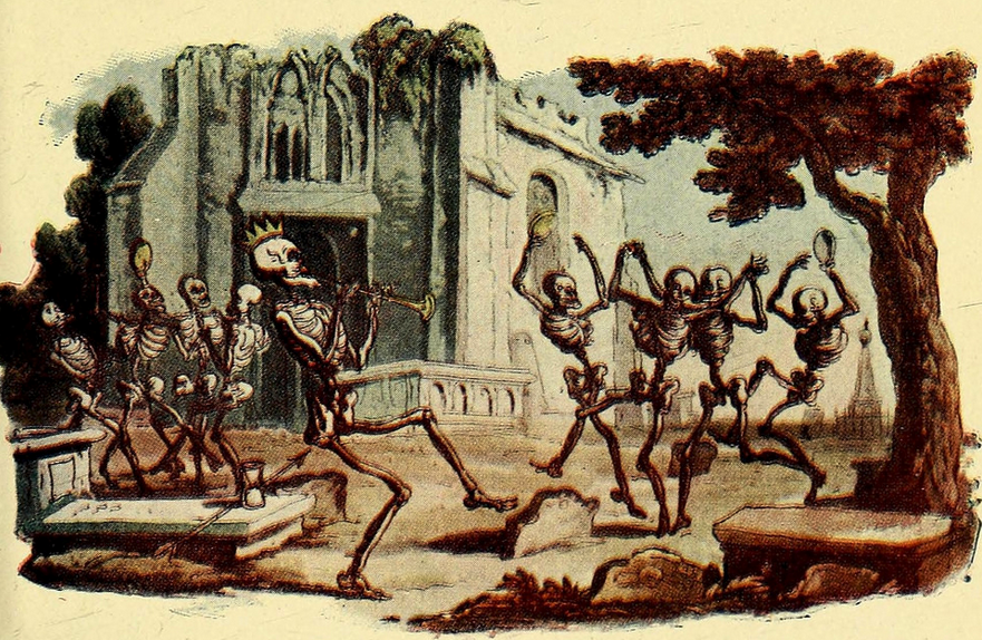 English Dance of Death. You gotta laugh.