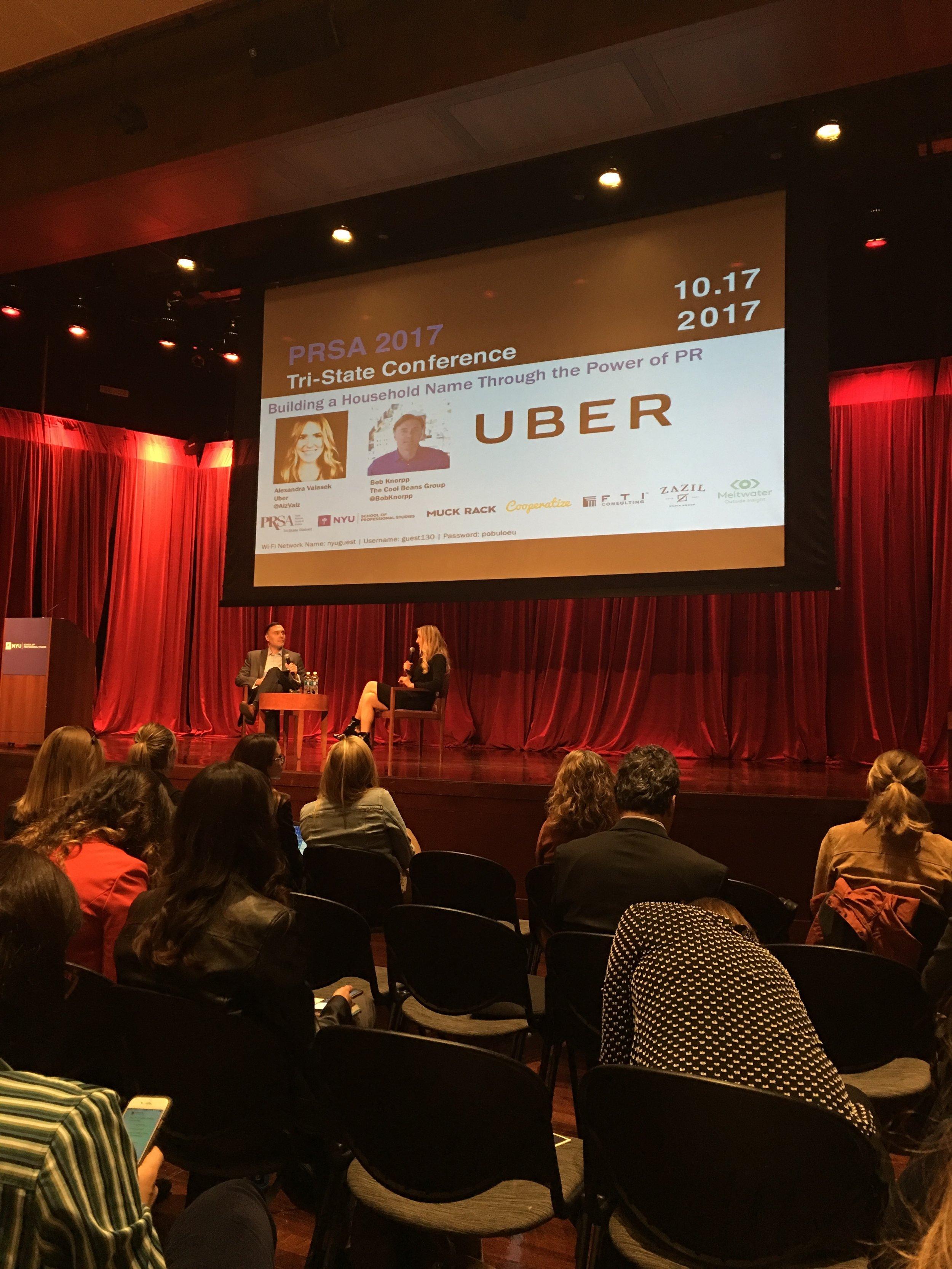 Bob Knorpp interviews Uber's Alexandra Valasek