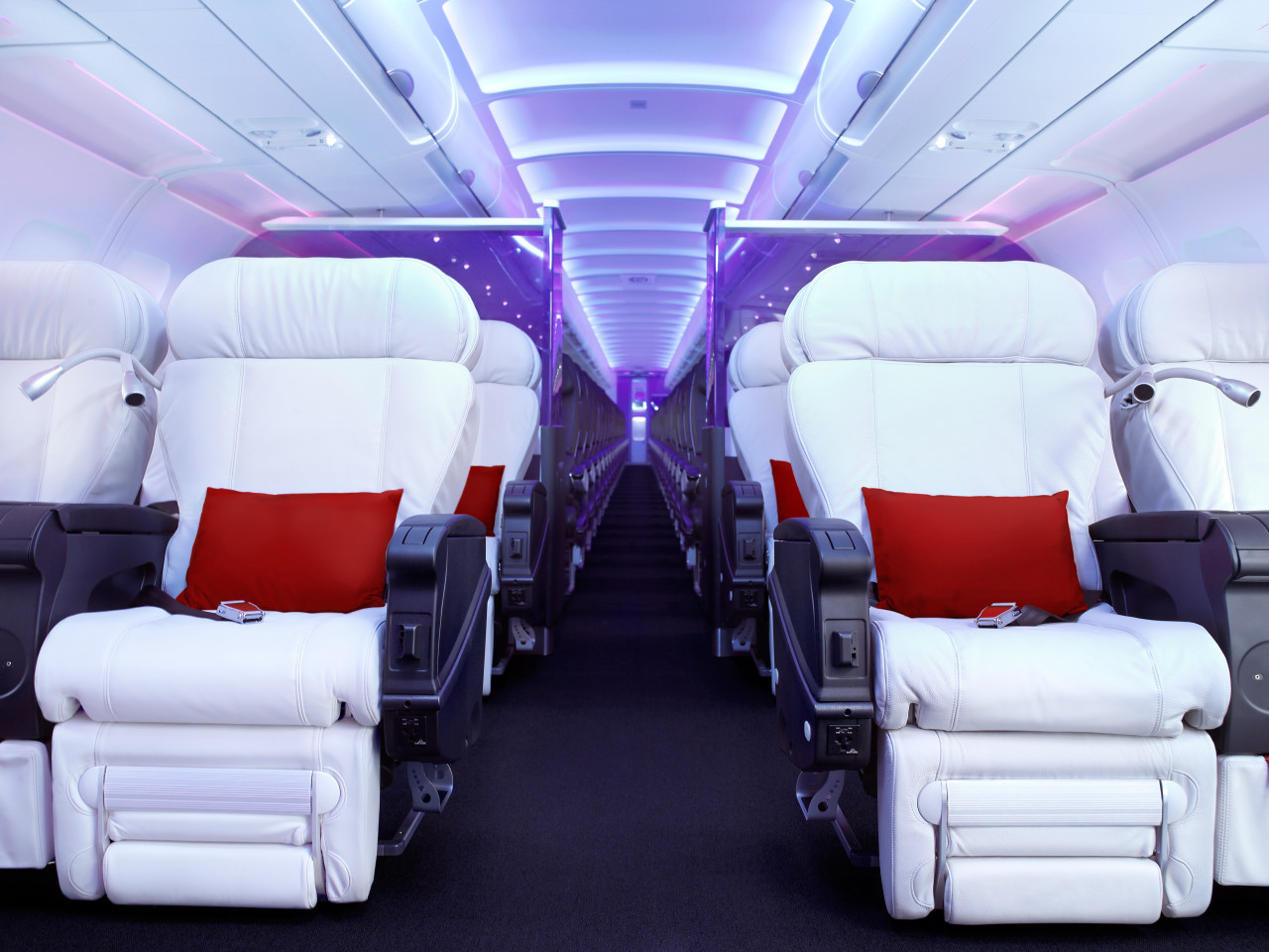 Start Your Winter Escape In Style on Virgin's Non-Stop Service from NYC to PSP