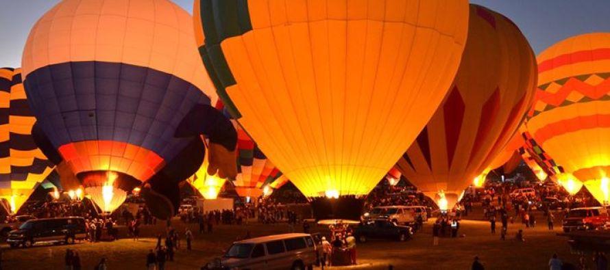 """Last years """"Balloon Glow"""""""