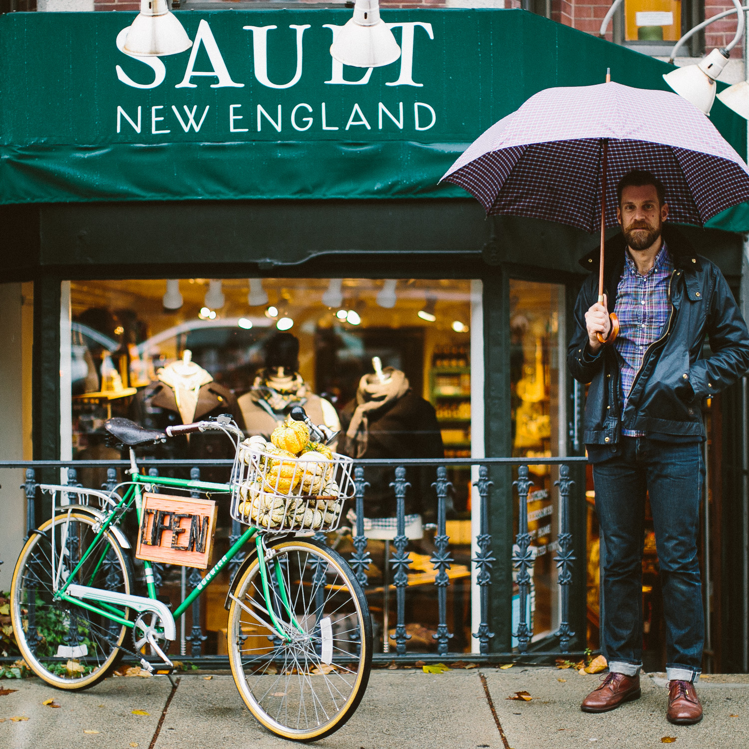 Sault New England for Small Business Saturday by American Express
