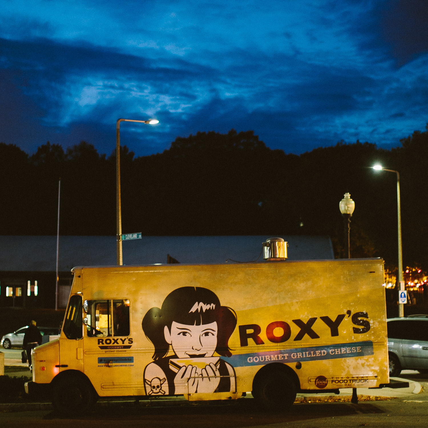 Roxy's Grilled Cheese for Small Business Saturday by American Express