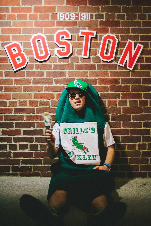 Travis Grillo - Grillo's Pickles