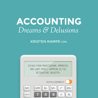 Check out our book! Madefor accountants who love to laugh.
