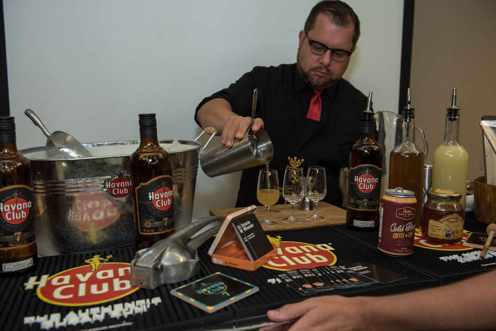 Amazing cocktails from Havana Club