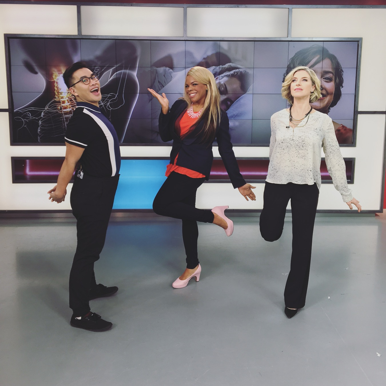 Dr. Liza Egbogah - Body + Posture Expert