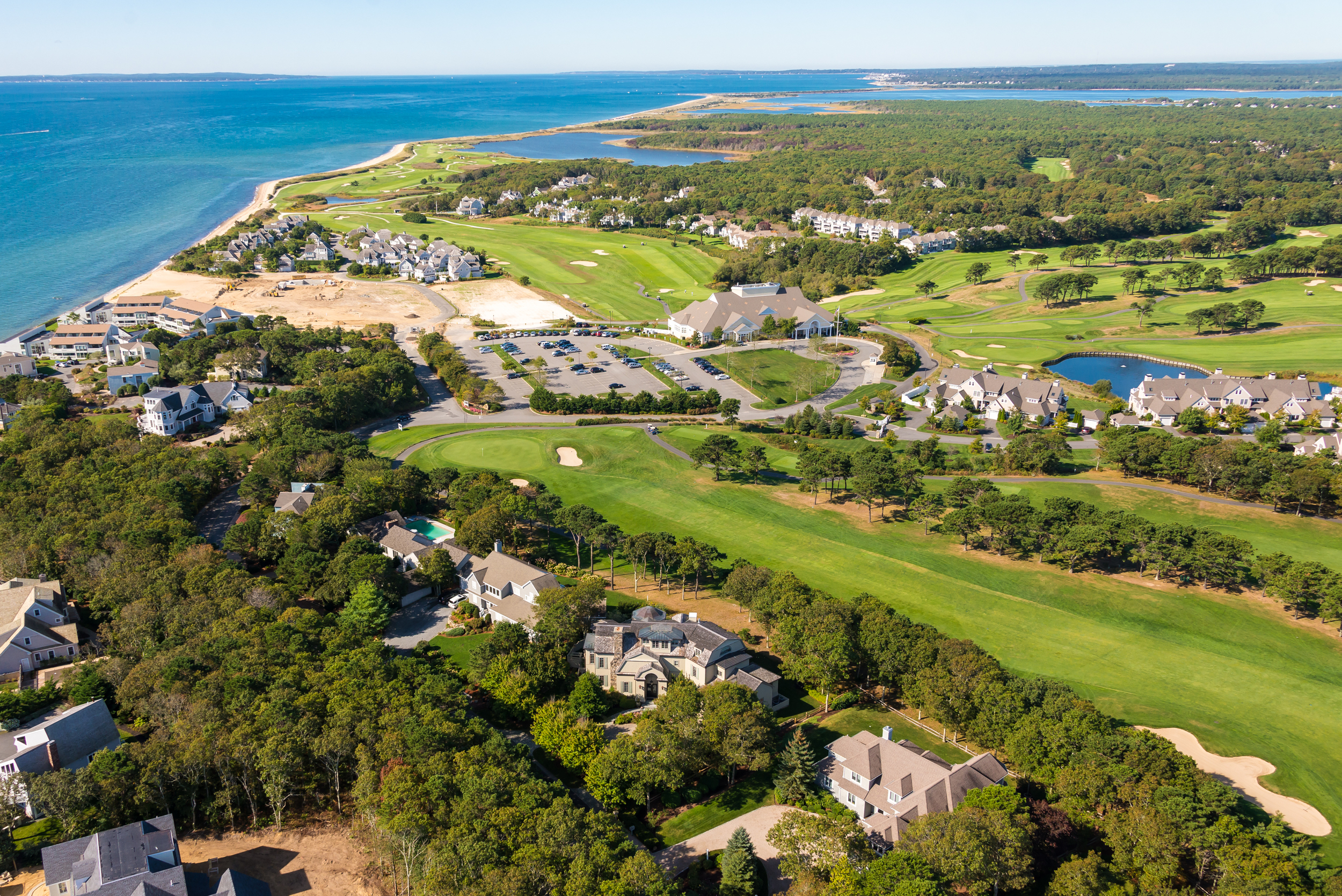 Wareham Massachusetts Aerial Photographer