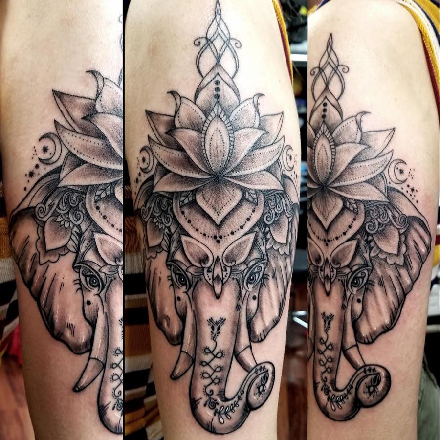 Ganesha elephant
