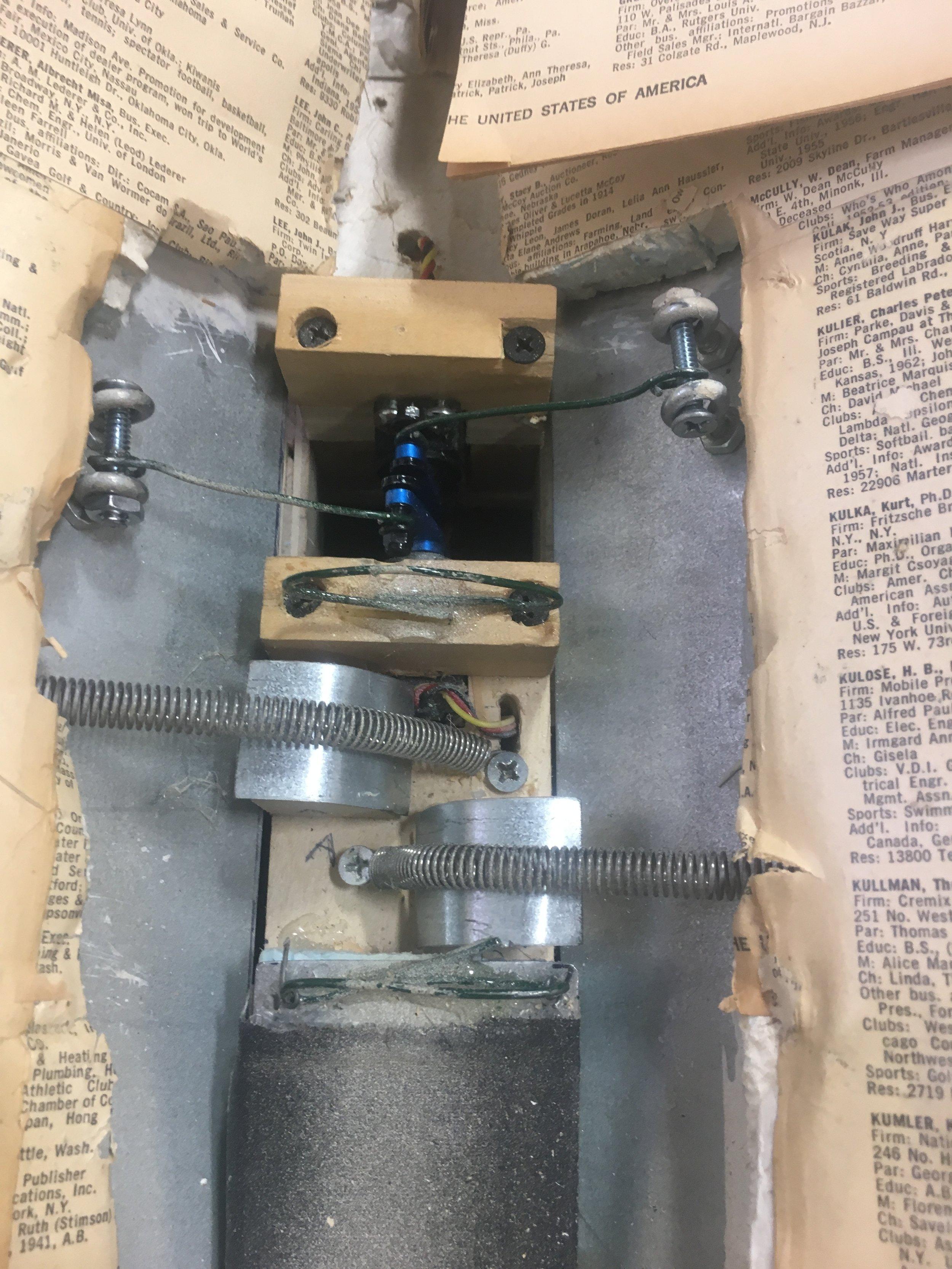 Magic Book Mechanics