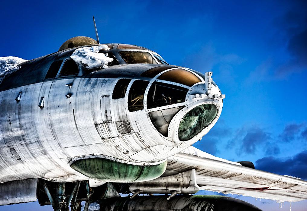 Art of Avia - Monino - Tupolev Tu-16 by Kent Miklenda