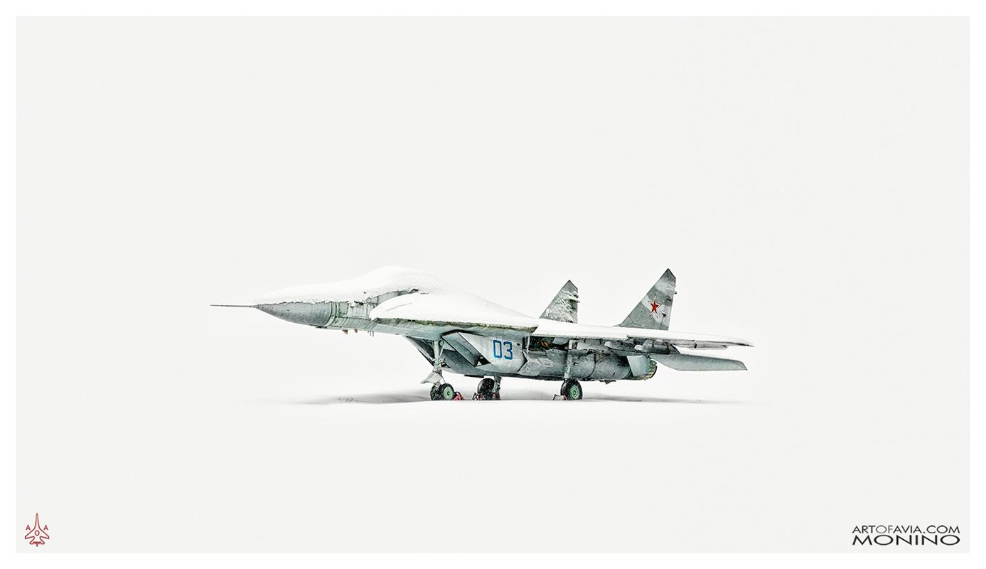 Mikoyan-Gurevich-Mig-29-Art-of-Avia-Central-Air-Force-Museum-Monino-by-Kent-Miklenda-800pxh-WW-FR-A-BW.jpg