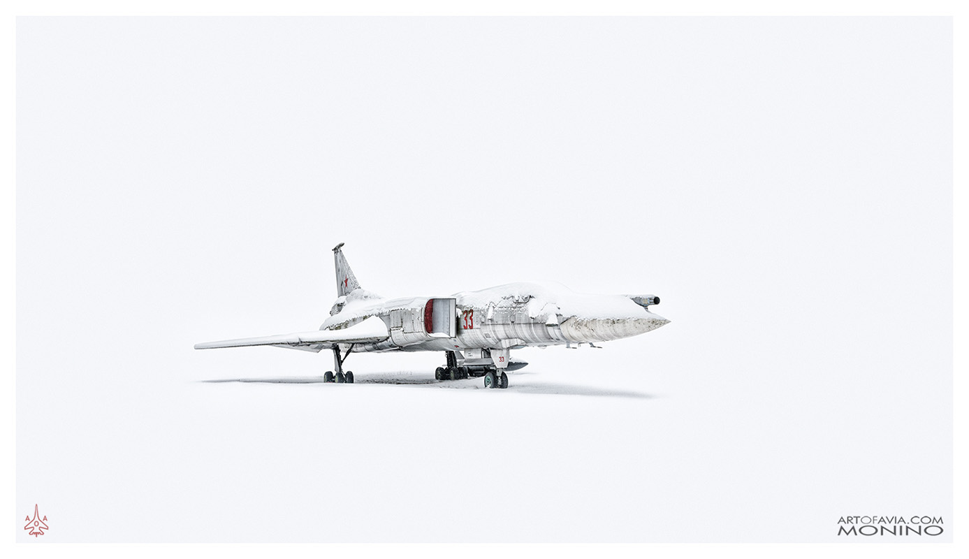 Tupolev-Tu-22M-0-Art-of-Avia-Central-Air-Force-Museum-Monino-by-Kent-Miklenda-800pxh-WW-A-BW.jpg