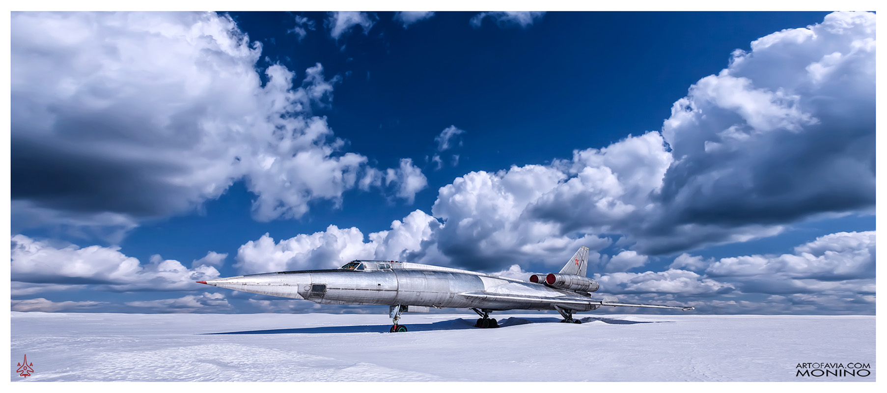 Tupolev-Tu-22-Art-of-Avia-Central-Air-Force-Museum-Monino-by-Kent-Miklenda-800pxh-21-9-IL-A-BW.jpg