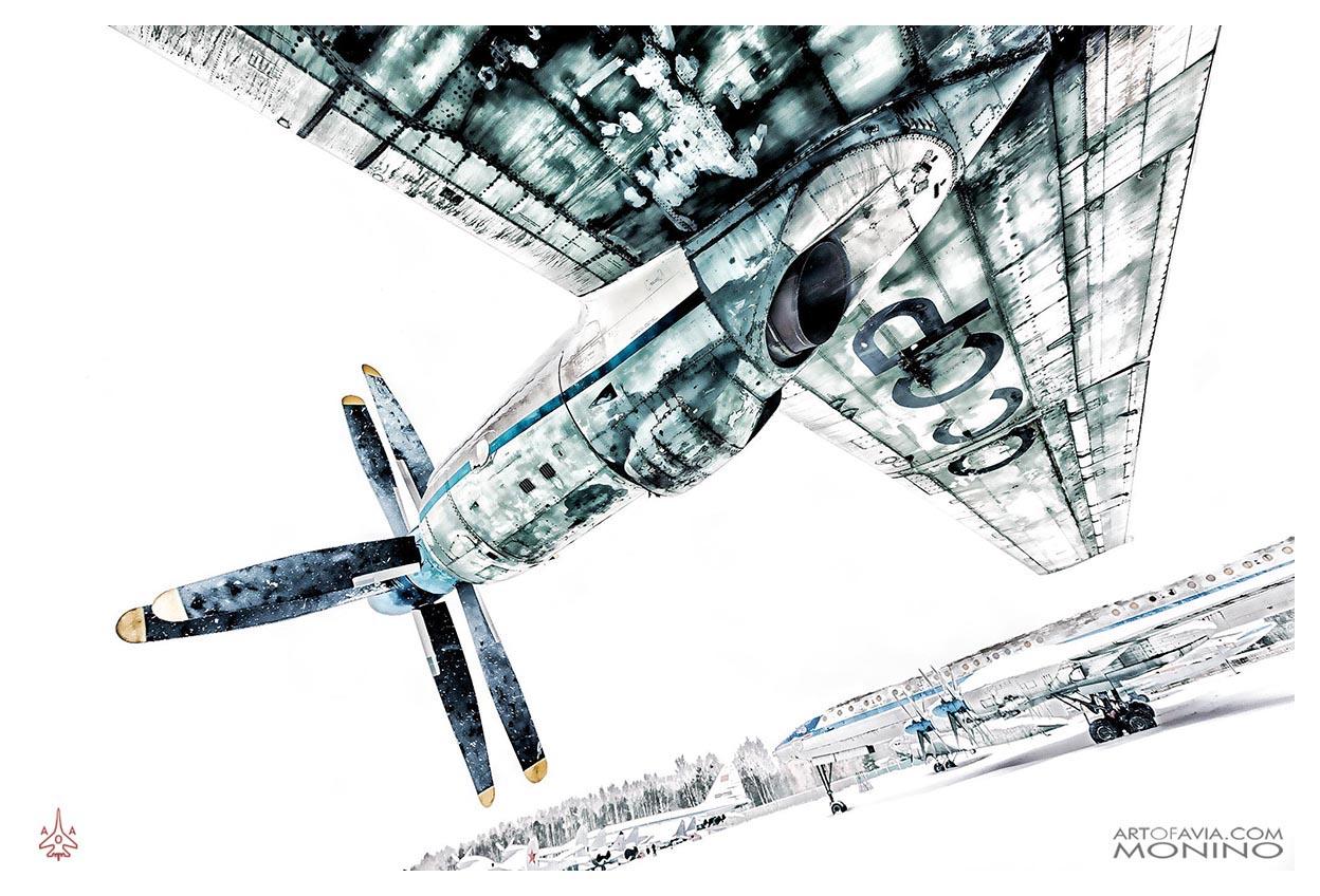 Antonov-An-22-Art-of-Avia-Central-Air-Force-Museum-Monino-by-Kent-Miklenda-800pxh-3-2-VS-UW-A-BW.jpg