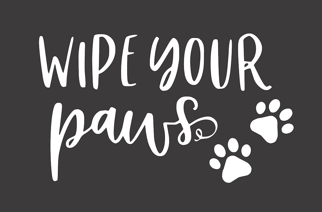 23x35 wipe your paws.jpg