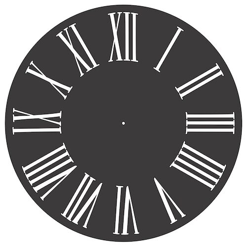 roman clock withoutfmily name Clock Design.jpg