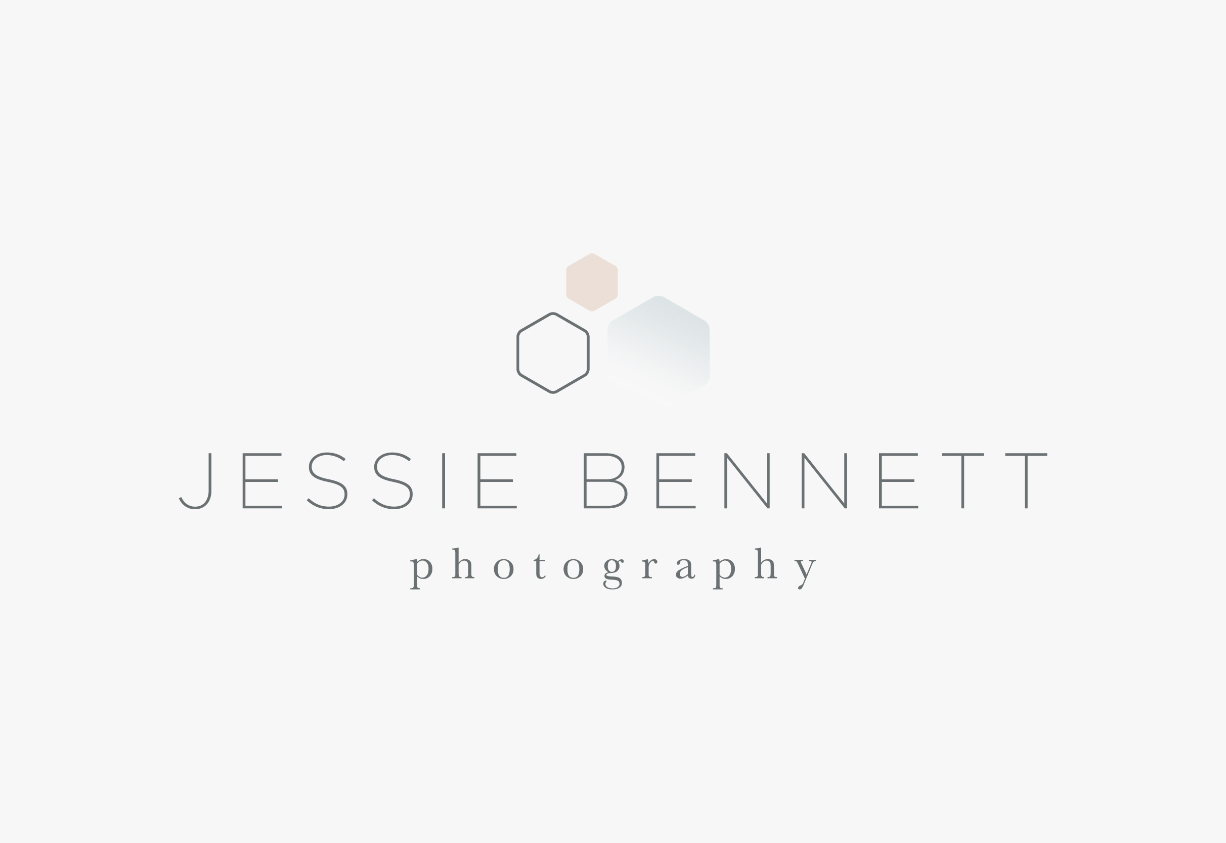 Jessie Bennett Photography Branding + Website | Letterform Creative