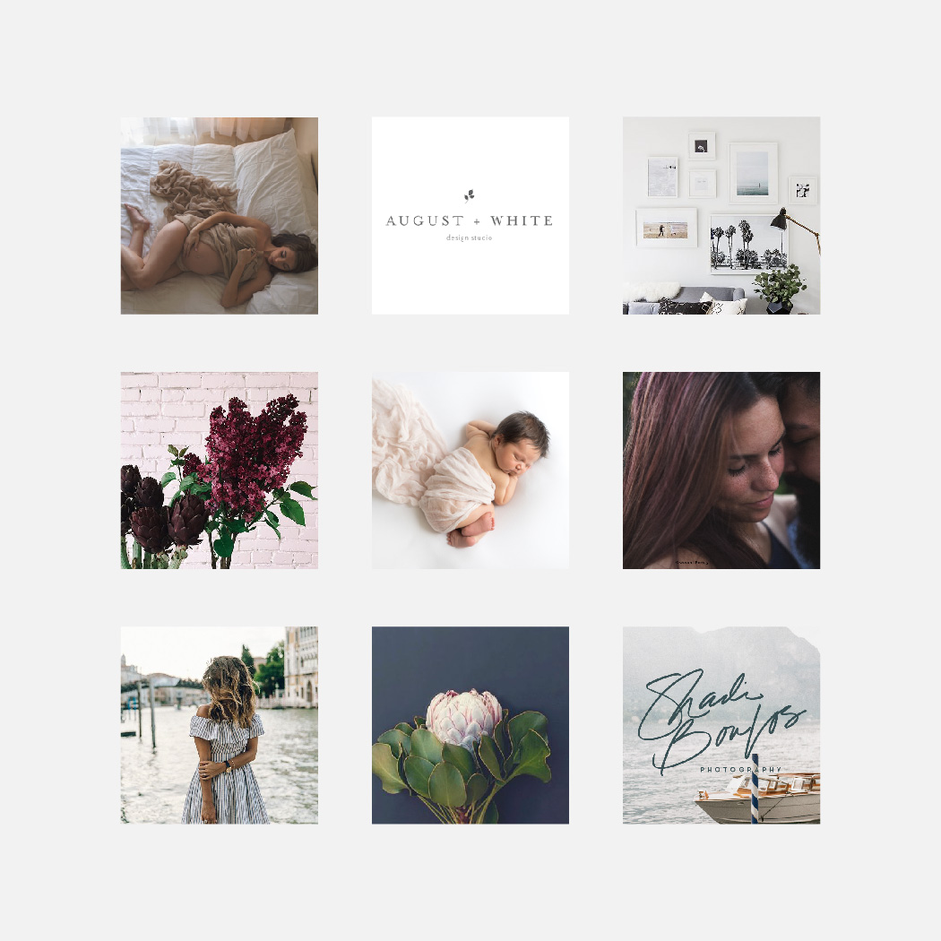 Mood Boards: Airy + Moody