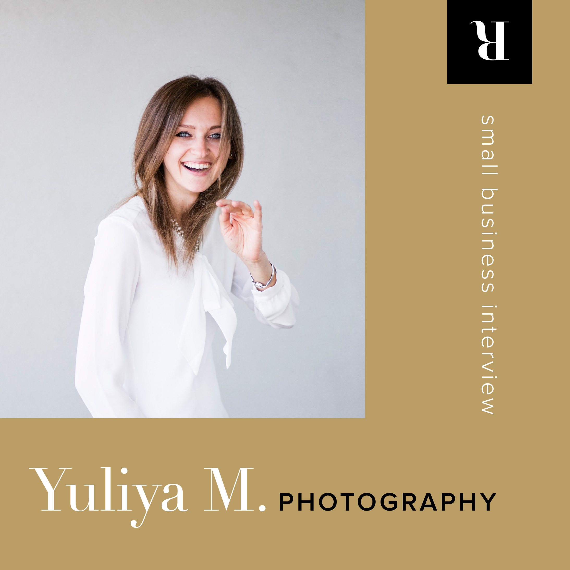 Yuliya M. Photography | Letterform Creative