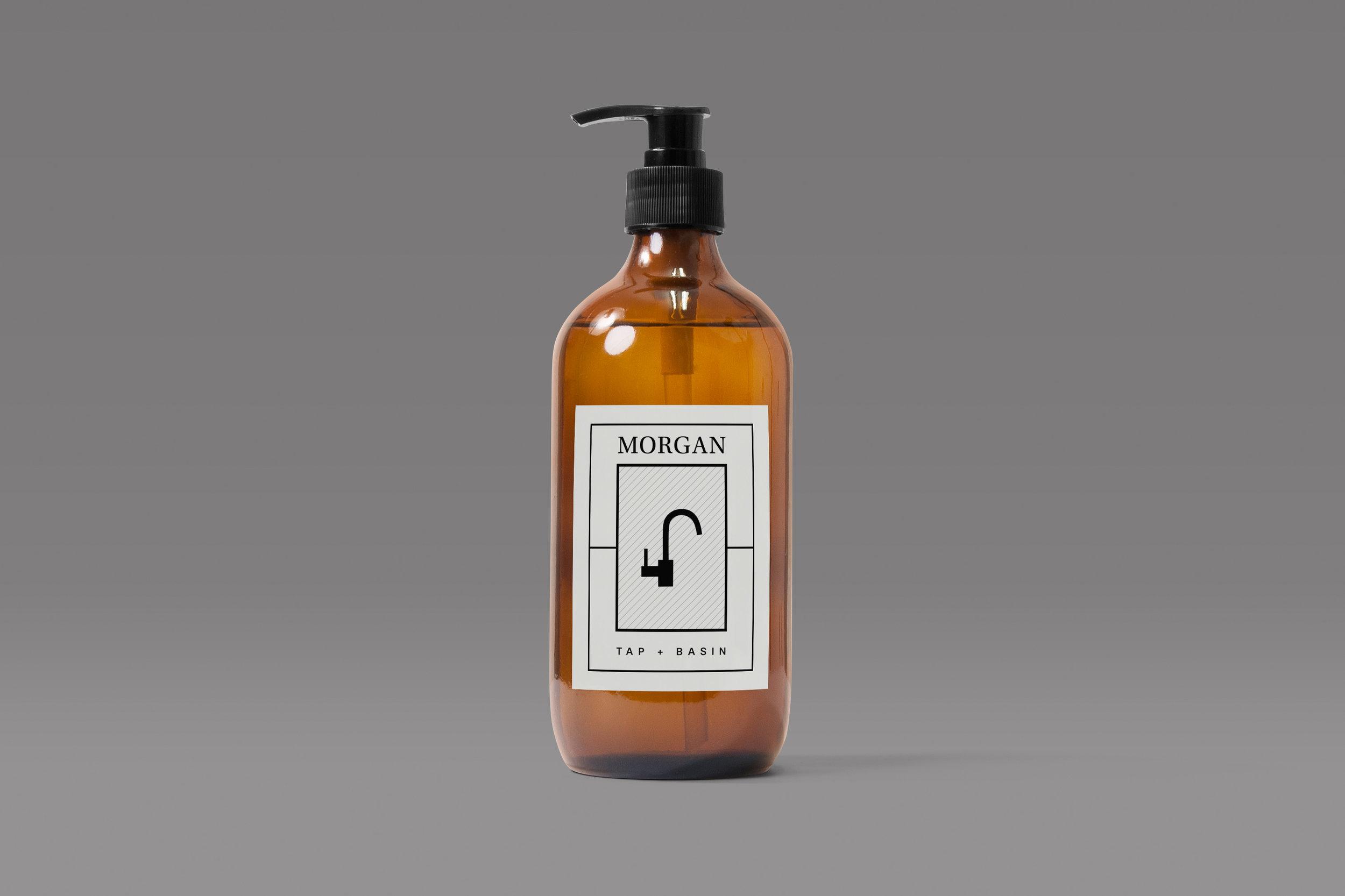 Morgan Tap & Basin Branding