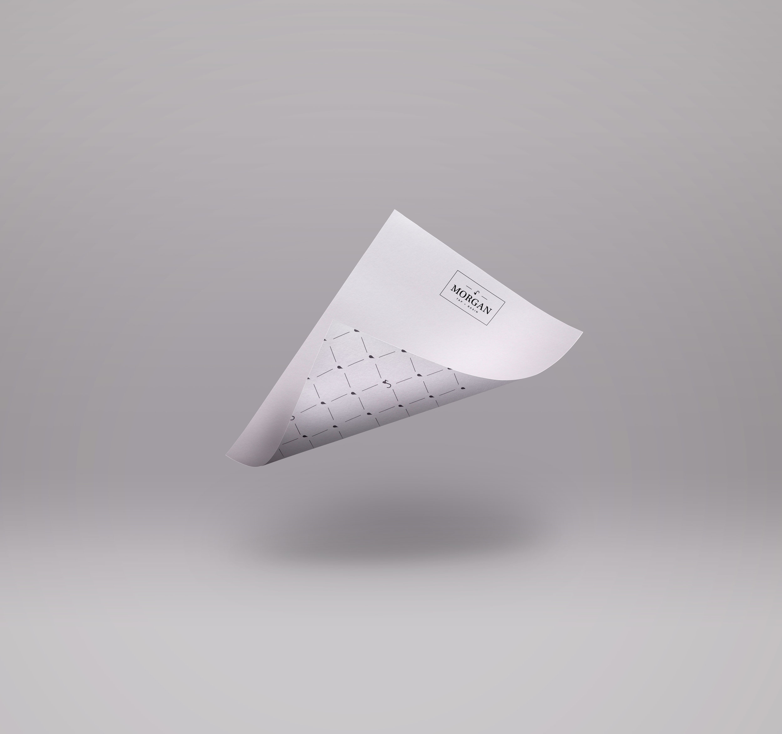 Morgan Tap + Basin | Letterform Creative
