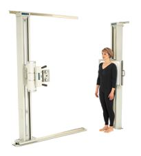 Summit Industries Vertical Radiographic DR System