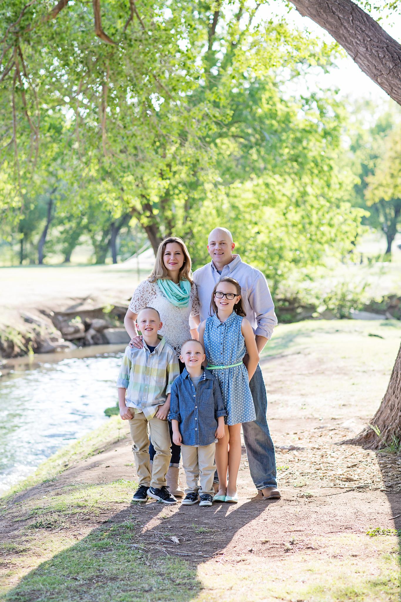 Amarillo Photographer Family Portrait Studio