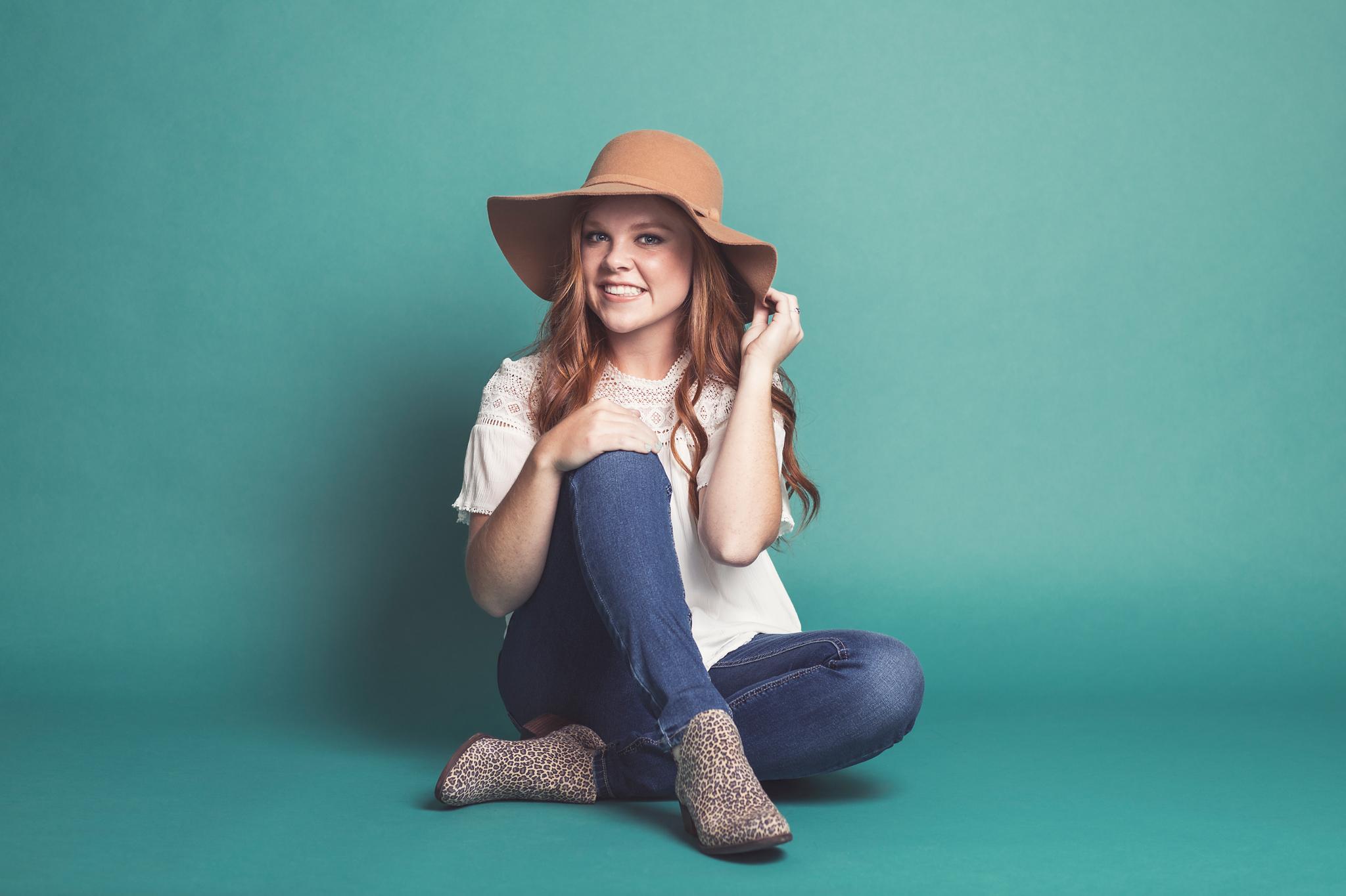 Senior Pictures by Amarillo Studio