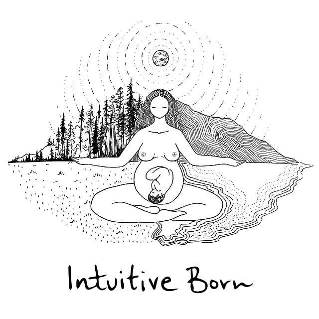 I have been deeply grieving the passing of my wonderful friend @intuitiveborn who changed my life when she invited me to be her doula for my very first attended birth.  Marina was also a brilliant birth worker - please check out her beautiful ig page for her unique & magical insight ♡ I have more to say on my blog (link in bio) but for now, I would like to honor Marina's memory and our shared passion for intuitive birth by offering donation based imagery sessions for fertility or pregnancy. Please message me if interested, or share to anyone who might benefit. All profits will go to Planned Parenthood in honor of Marina. May her memory be a blessing.  P.S. @miaohki thank you for creating this image that captures Marina's infinite spirit so perfectly ♡☆