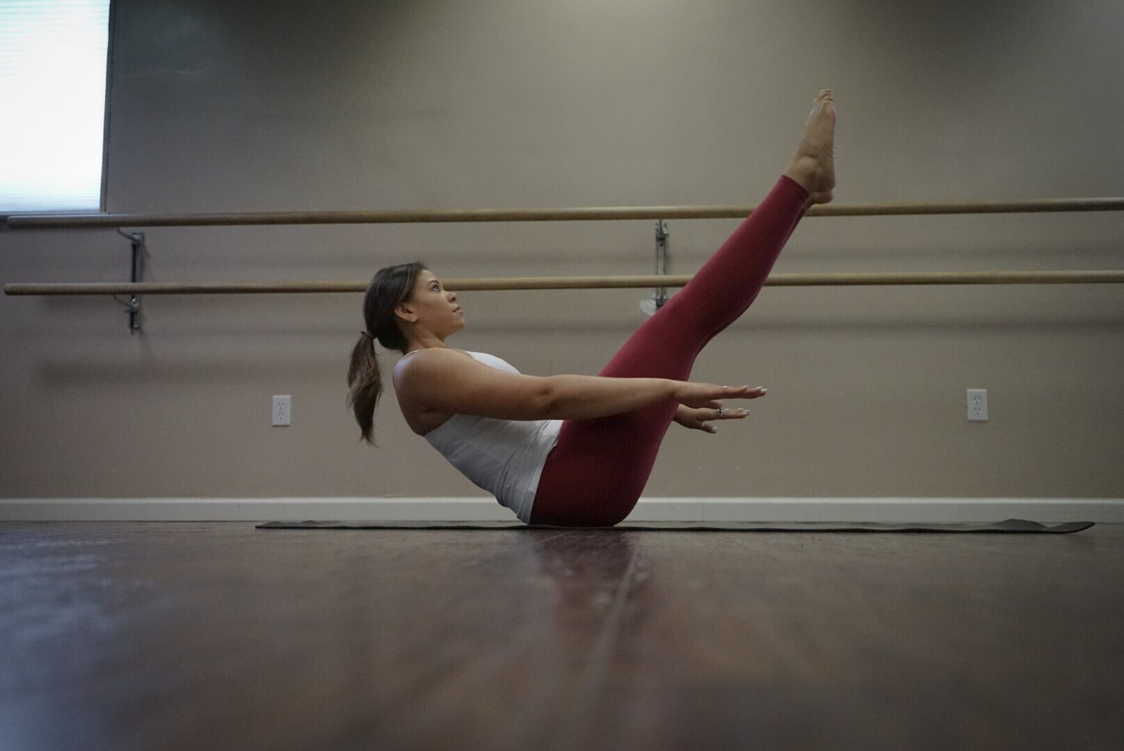 PASSIONATE ABOUT HOT PILATES