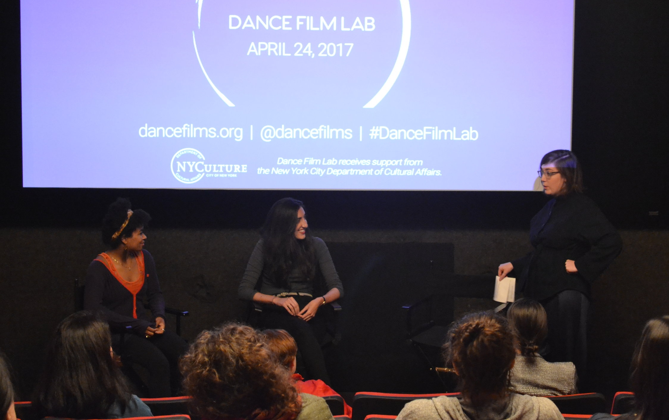 Click to learn more about Dance Films Association