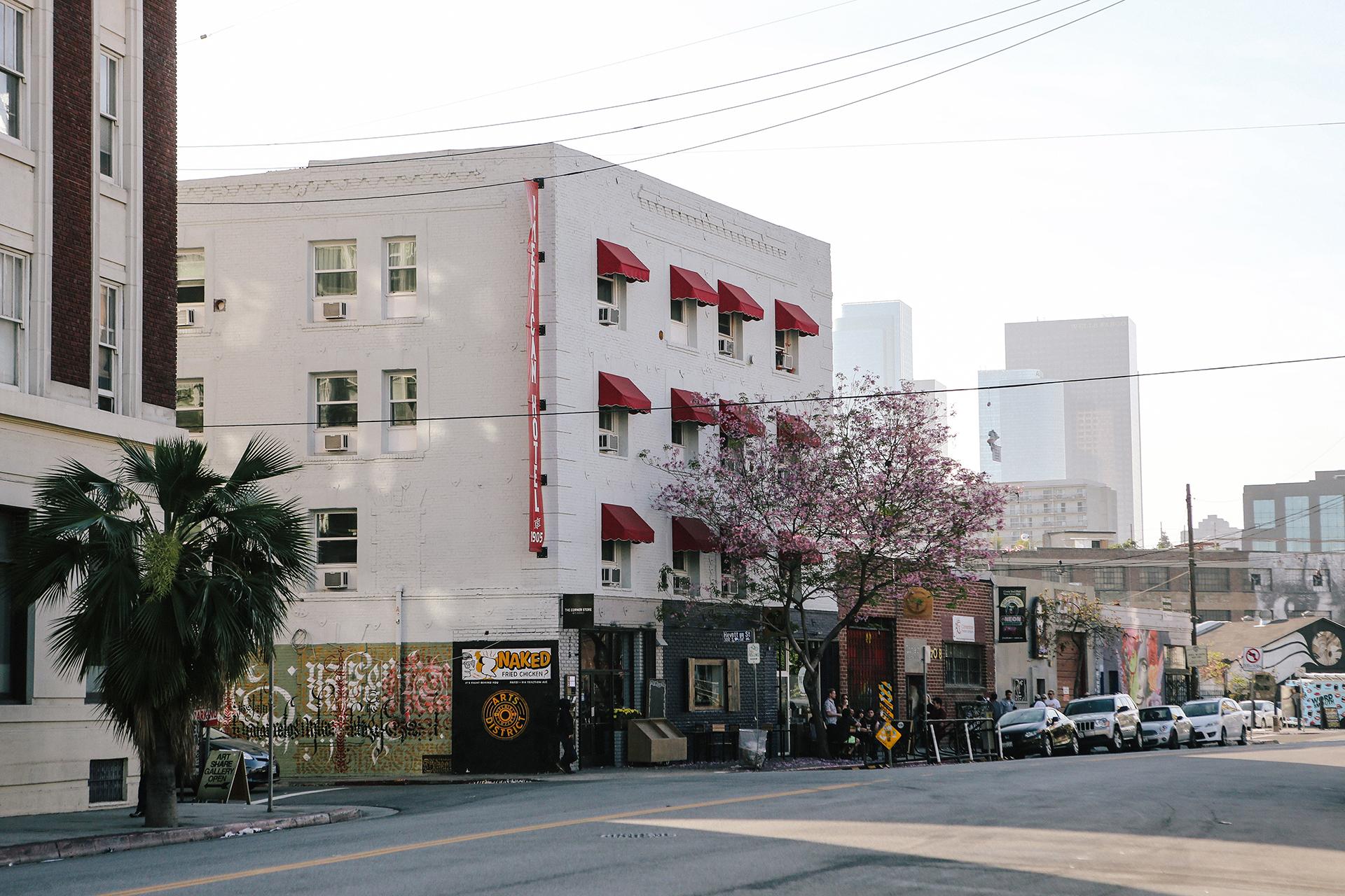Arts District.