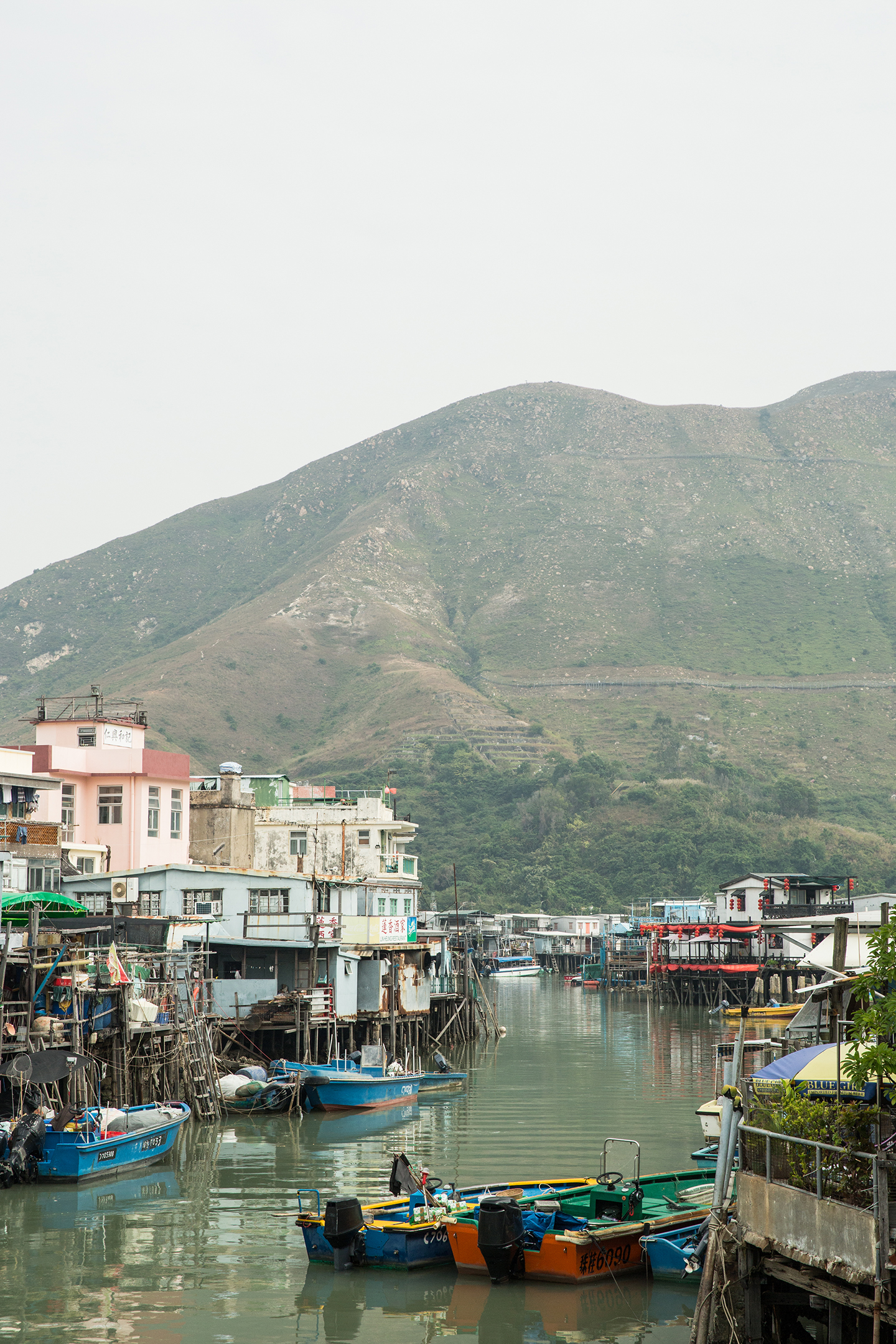 Fishing village Tai O.