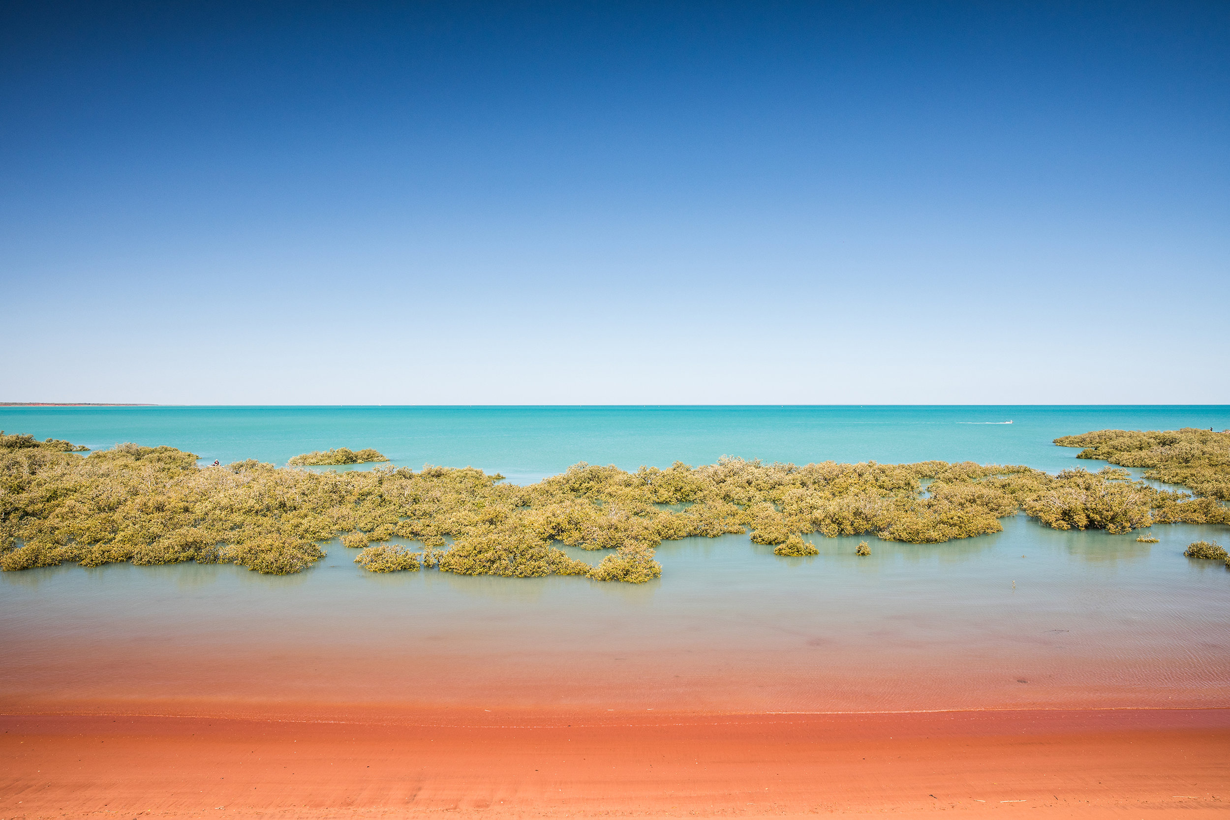 The colours of Broome.