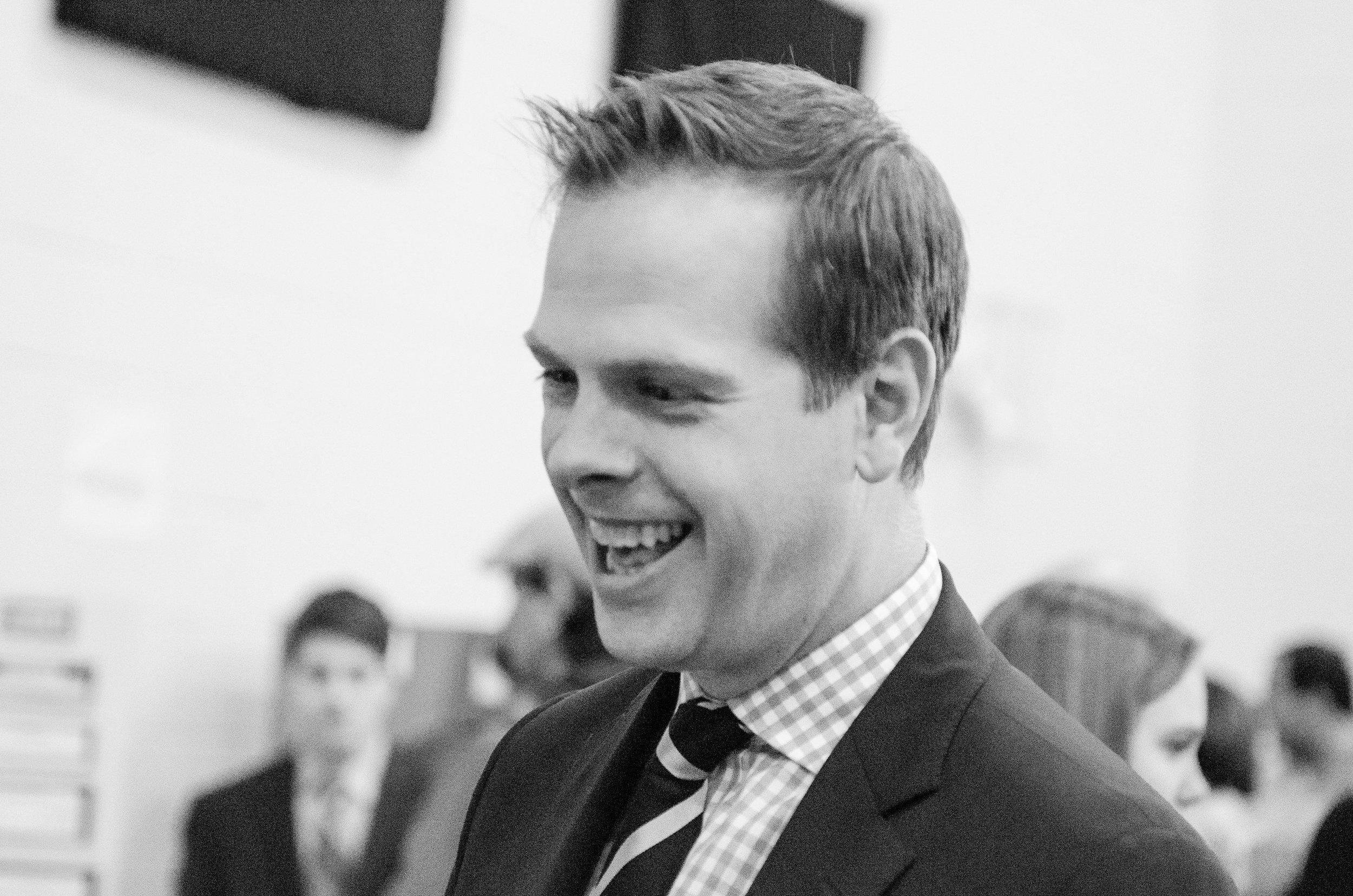 Head of School Greg Bamford